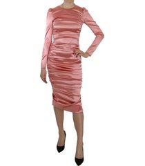 longsleeve bodycon sheath dress