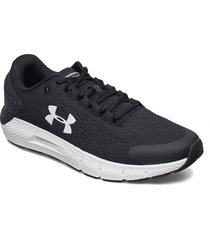 ua charged rogue 2 shoes sport shoes running shoes svart under armour