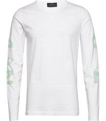 m karta ls tee t-shirts long-sleeved vit peak performance