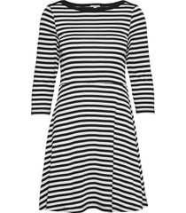 dresses knitted dresses t-shirt dresses svart edc by esprit