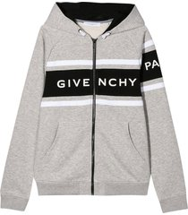 givenchy gray sweatshirt