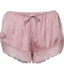 short satin meili shorts rosa hunkemöller