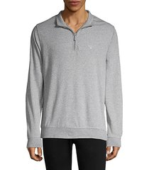 batten quarter-zip sweatshirt