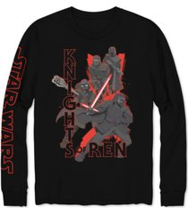 star wars knights of ren men's sweatshirt