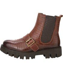 boots rockgewitter mörkbrun