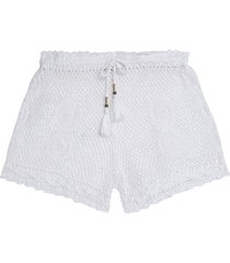 diane von furstenberg beach shorts and pants