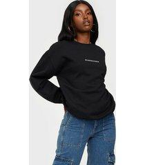 missguided mg oversized sweat sweatshirts