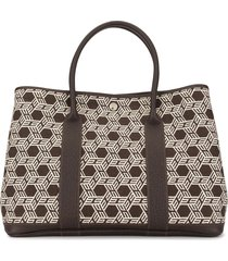 hermès pre-owned garden party tote - brown