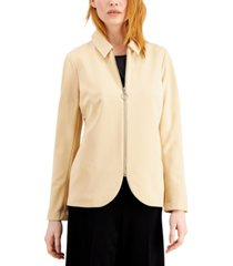 alfani zip jacket, created for macy's