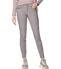jeans amy vermont grijs