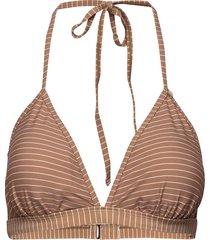 aliaiw bikini top bikinitop brun inwear