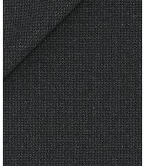giacca da uomo su misura, reda, grigia flanella microdesign, autunno inverno | lanieri