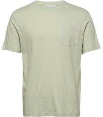 didelot l t-shirts short-sleeved grön tiger of sweden