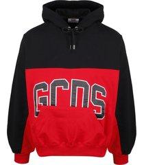 gcds bicolors hoodie