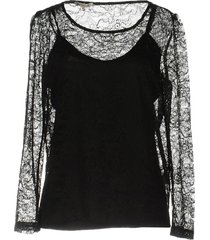 hemden bluse  schwarz