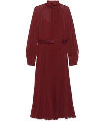 max mara malizia silk dress