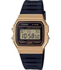 reloj clásico multicolor casio
