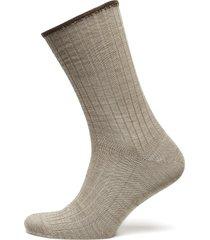 egtved socks wool no elastic , underwear socks regular socks beige egtved
