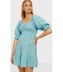 faithfull the brand charlotte mini dress loose fit dresses