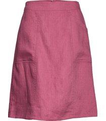 skirt knälång kjol rosa noa noa