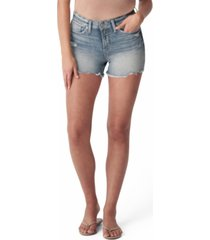 silver jeans co. avery denim shorts