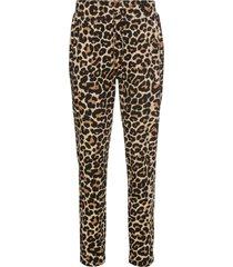 pantaloni in jersey fantasia (beige) - bodyflirt