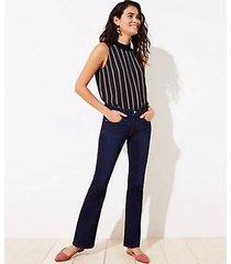 loft bootcut jeans