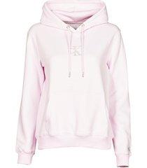 sweater calvin klein jeans monogram logo hoodie