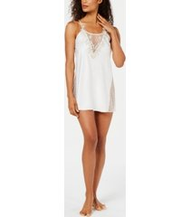 flora by flora nikrooz stella lace-trim chemise nightgown