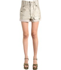 saint laurent cargo shorts