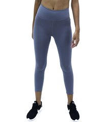 lycra gris nike licra w one tight crop