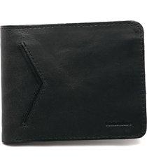 billetera negro tannino
