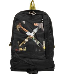 off-white pascal arrows nylon backpack