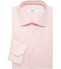 contemporary-fit stripe dress shirt