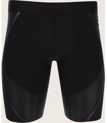 pantaloncillo boxer fleta negro-s