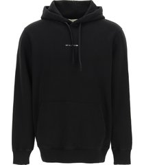 1017 alyx 9sm logo print hoodie