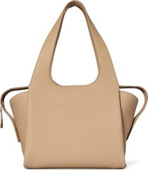 the row tr1 leather shoulder bag -