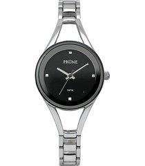 reloj negro prüne glam