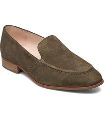 b-7610 lack loafers låga skor grön wonders