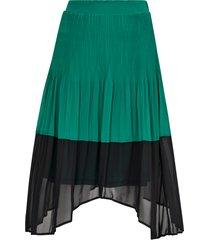 kjol vmlea calf skirt