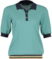 expresso shirt turquoise