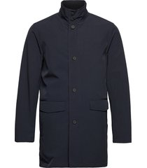 dorrance coat tunn rock blå oscar jacobson