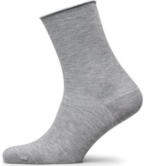 ladies anklesock, bamboo comfort top socks lingerie socks footies/ankle socks grå vogue