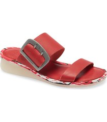 women's fly london cape slide sandal