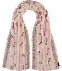 women's pina colada scarf