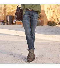 audrey straight jeans