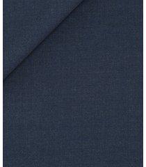 giacca da uomo su misura, tallia di delfino, honey way blu, autunno inverno | lanieri