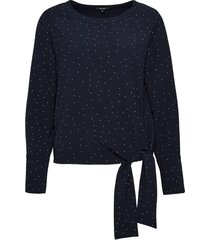 opus blouse met stippen flota dot