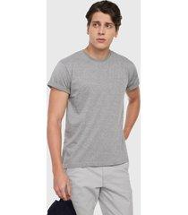 camiseta gris-blanco royal county of berkshire polo club