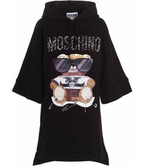 moschino teddy dress